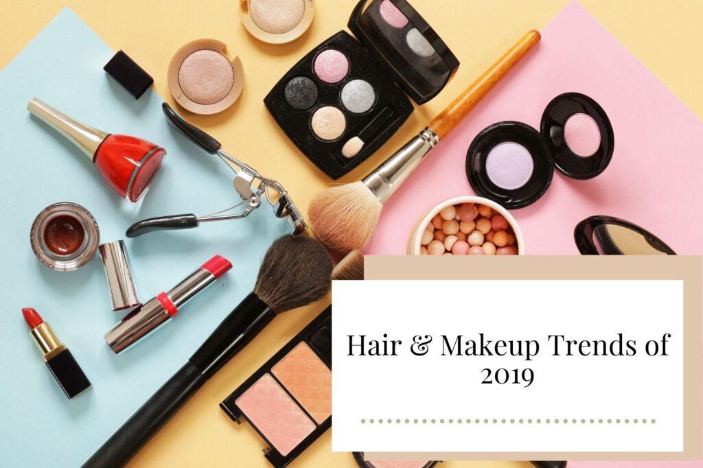 Hair & Makeup Trends of 2019 - Newcastle Hair Salon - Blanc Hair Studio