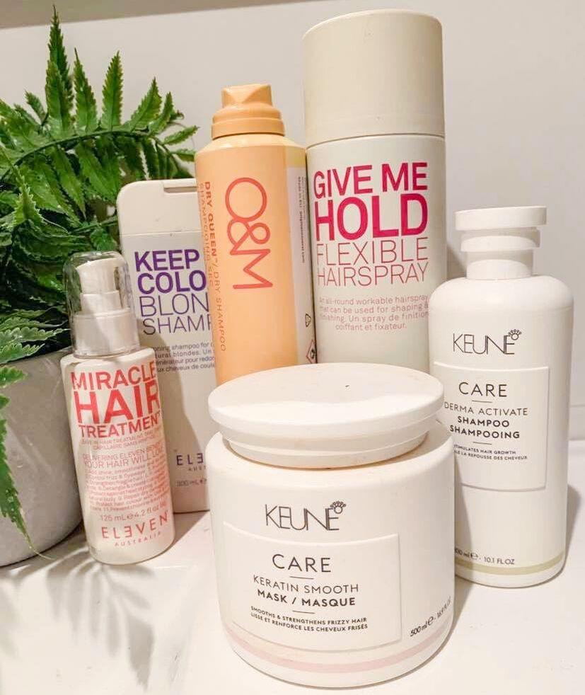 Shai's At Home Hair Care Routine -