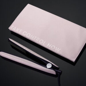 GHD Gold Styler in Powder Pink LIMITED EDITION