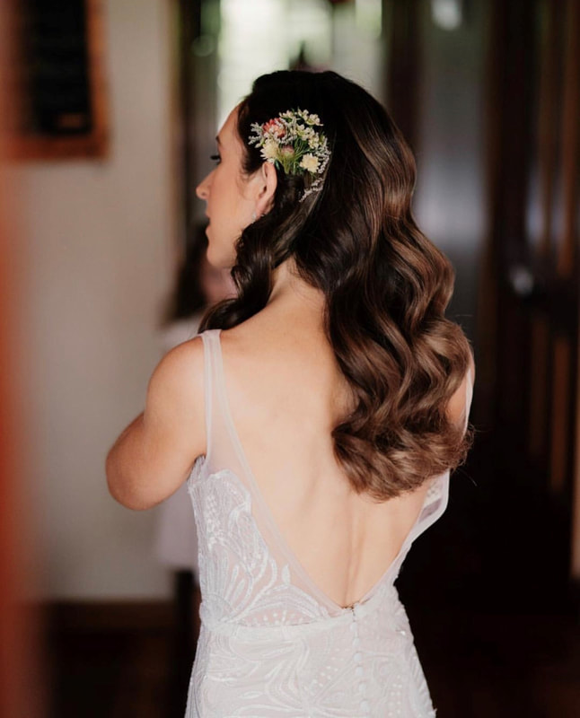 How to Prepare for Hair & Makeup on Your Wedding Day! -