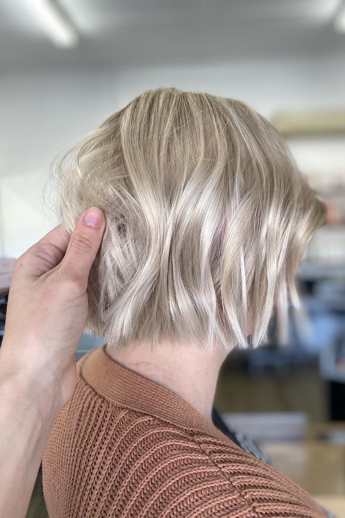 Treat yourself - Newcastle Hair Salon - Blanc Hair Studio
