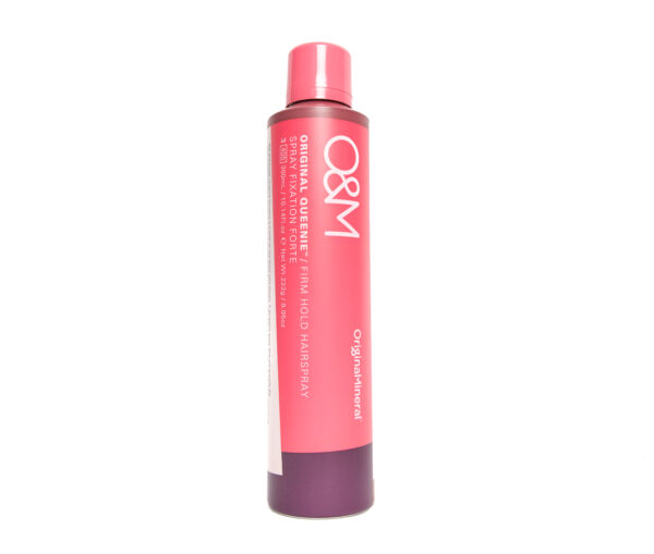 O&M Original Queenie Firm Hold Spray -