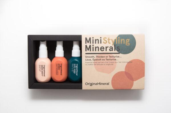 O&M Mini Styling Minerals -