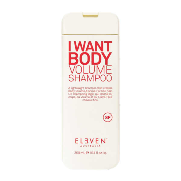 ELEVEN I Want Body Volume Shampoo -