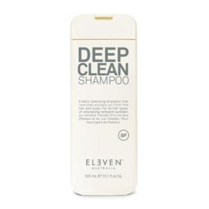 ELEVEN Deep Clean Shampoo - Newcastle Hair Salon - Blanc Hair Studio