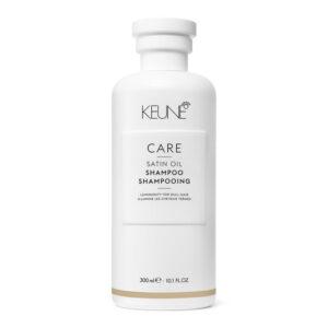 KEUNE Satin Oil Shampoo - Newcastle Hair Salon - Blanc Hair Studio